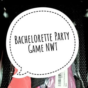 Other - NWT Adult bachelor bachelorette party game